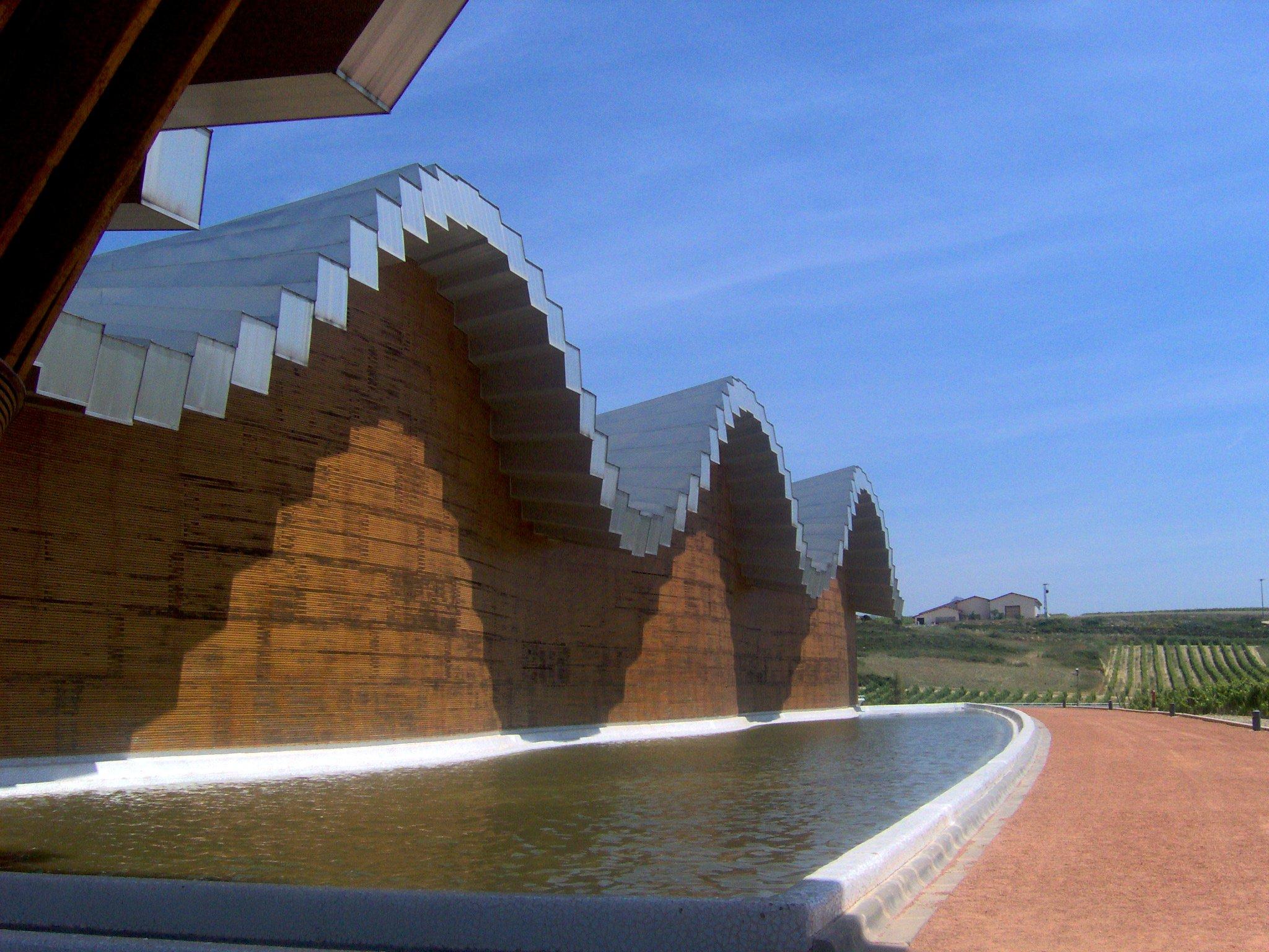 SantiagoYsios Bodega por Santiago Calatrava