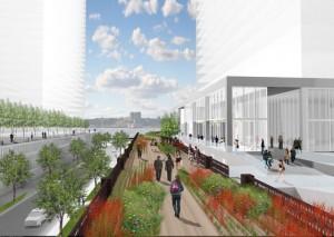 High Line Park Project