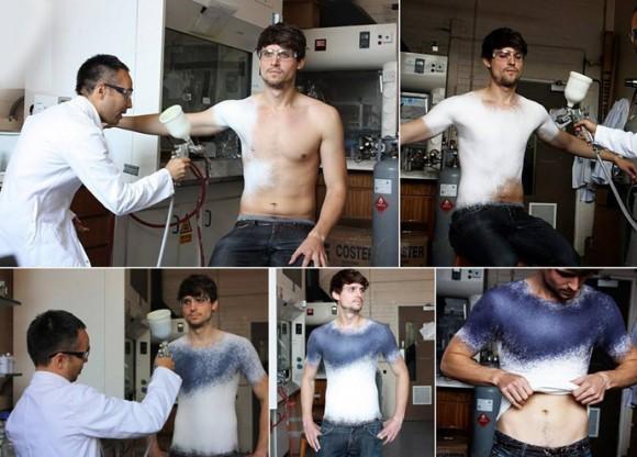 Cloth Spray