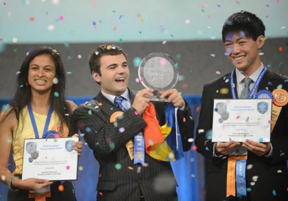 Intel prize winners
