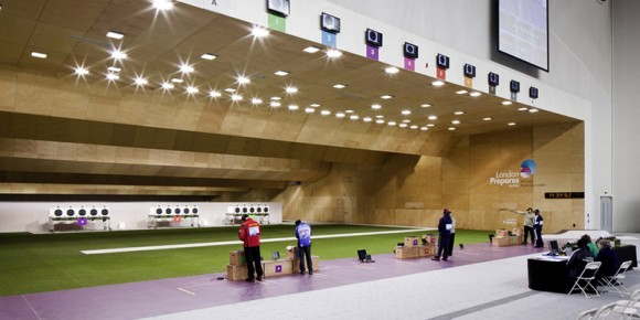 Olympic Shooting Venue